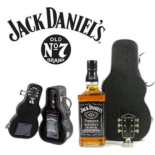 Jack Daniels 0,7L Gutar Case