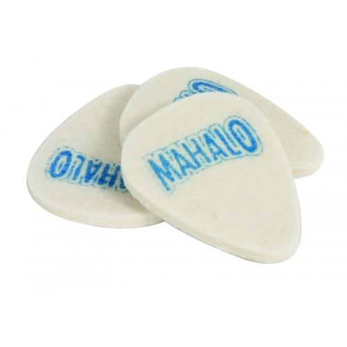 MAHALO FP32/BAG 3/1 felt trzalice za ukulele