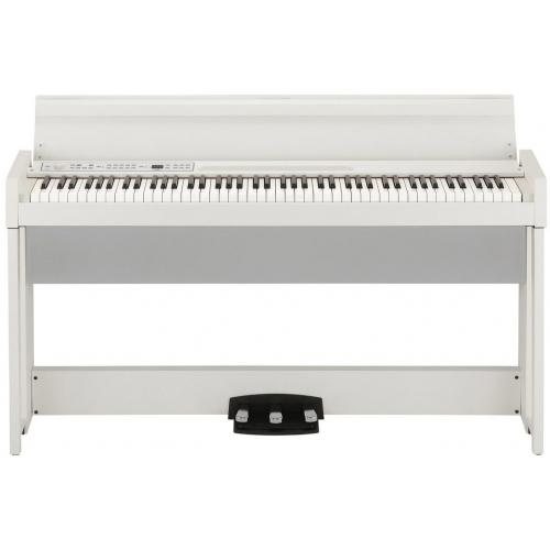 KORG C1 AIR-WH digitalni pianino bijela boja