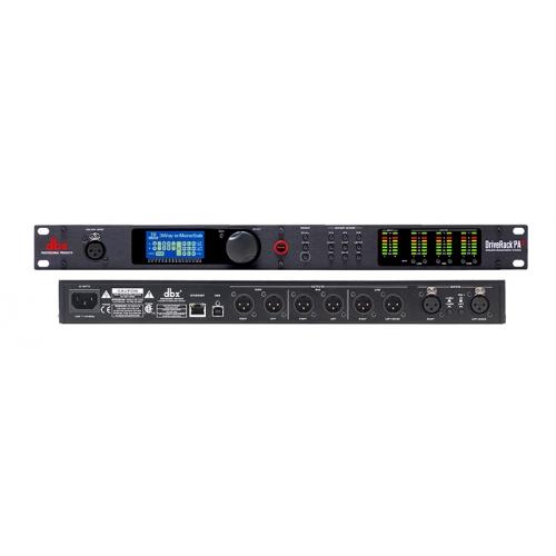 dbx DriveRack PA2 digitalna skretnica-kontroler