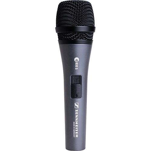 Sennheiser E835 S dinamički mikrofon