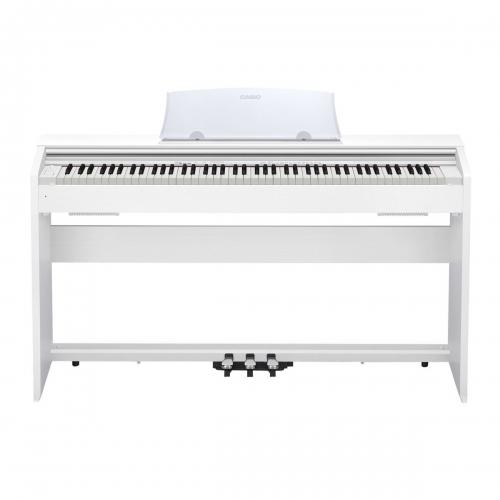 CASIO Privia PX770-WE (bijela boja) digitalni pianino