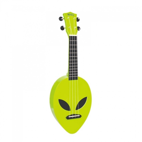 MAHALO MC1ALNGN ALIEN GREEN - ukulele