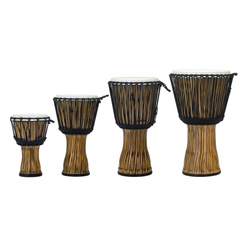 Pearl djembe PBJVR-7/698 7 Synthetic Shell - rope tuned