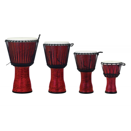 Pearl djembe PBJVR-7/699 7 Synthetic Shell - rope tuned