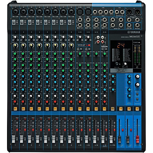 Yamaha MG16XU audio mikseta