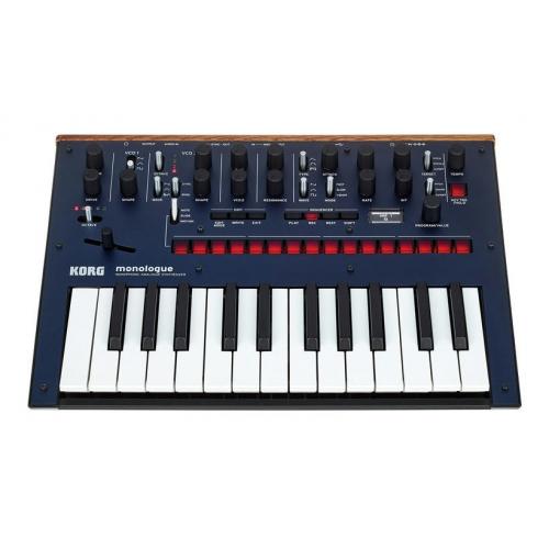 KORG MONOLOGUE-BL (plava boja) monophonic analogni sintisajzer