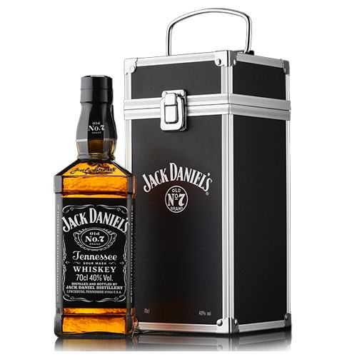 Jack Daniels 0,7L Music Flight Case