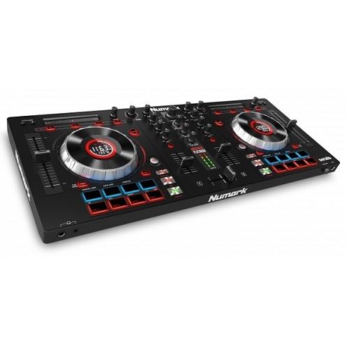 Numark MixTrack Platinum - DJ software kontroler