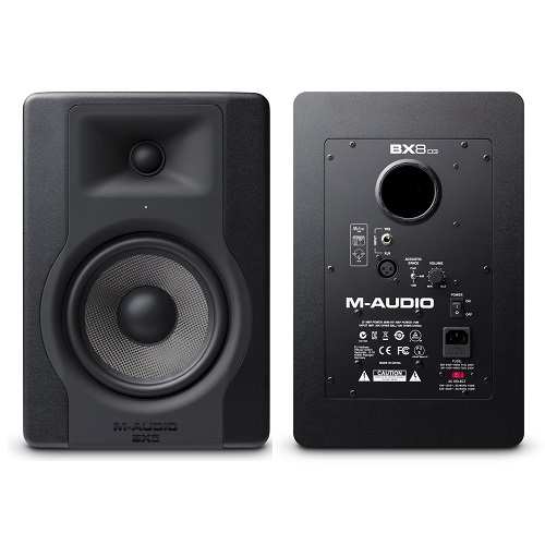 M-AUDIO BX5 D3 aktivni studio zvučnik