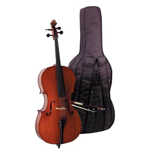 GEWA cello PS403.213 outfit 1/2 HW GEWApure set sa gudalom i torbom