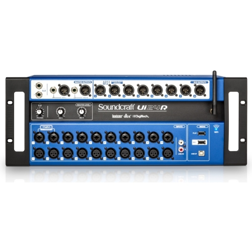 SOUNDCRAFT Ui-24R digitalna audio mikseta