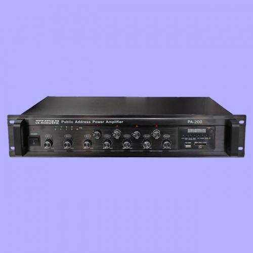 LS Acoustic PA-200 200watt 100V audio pojačalo