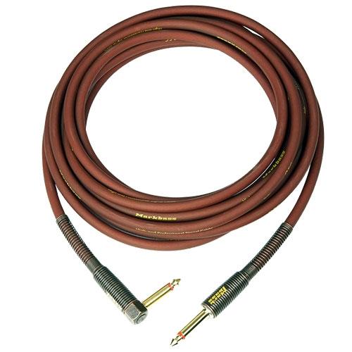 MARKBASS MB SUPER SIGNAL CABLE 3,3m jack - 90 jack instrument kabel