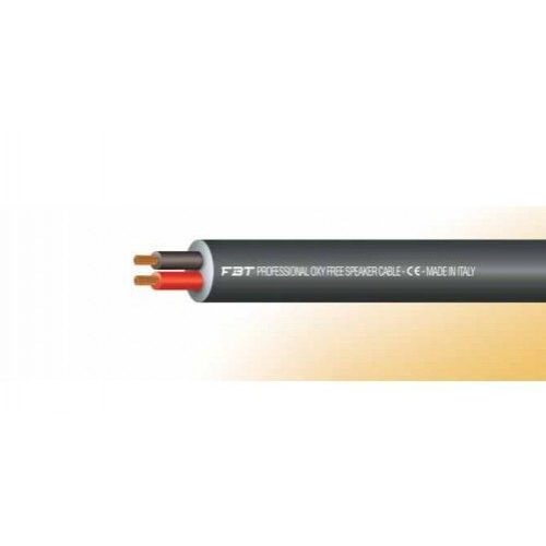FBT S240 kabel za zvučnike 2x4mm