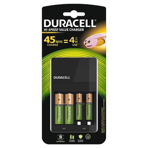 DURACELL punjač za baterije CEF14 sa baterijama AA i AAA (81546851)