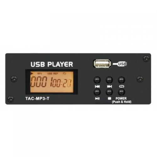 TOPP PRO TACMP3T proširenje player za MX1222FX audio miksetu