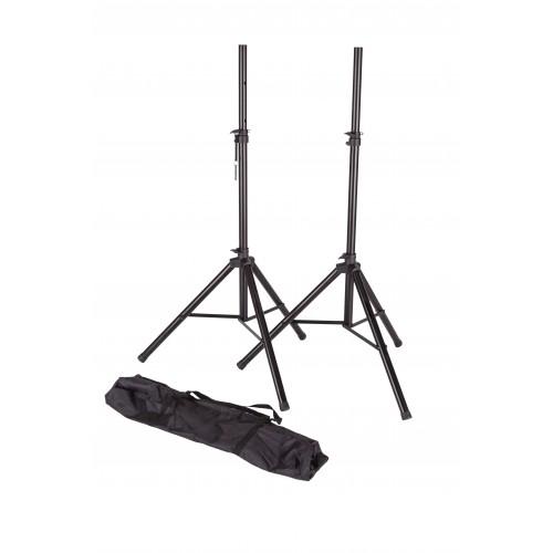 TOPP PRO SS180KIT metalni stalak za zvučnike - par sa torbom