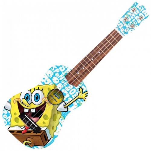 JHS SPONGEBOB SBUK5 ukulele BIKINI BOTTOM BLUE
