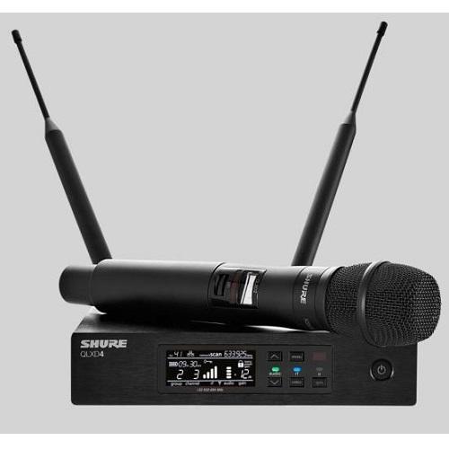 SHURE Mikrofon QLXD24/KSM9 bežični