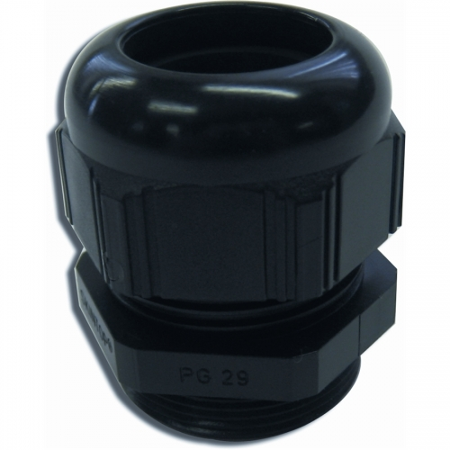 Q-LOK BF427 Plastic skin top with PG29 locking nut for 18 - 25mm cables