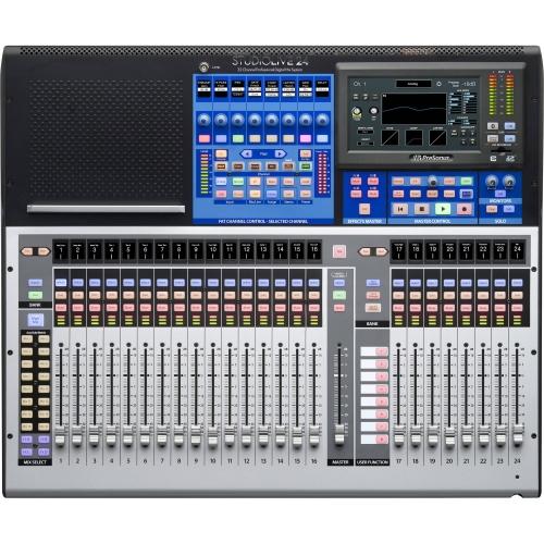 PreSonus StudioLive 24 Series III Digitalni mikser