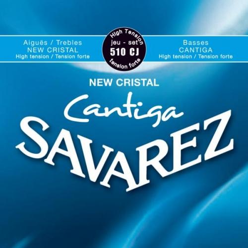 SAVAREZ 510CJ BLUE HIGH TENSION New Cristal-Cantiga žice za klasičnu gitaru