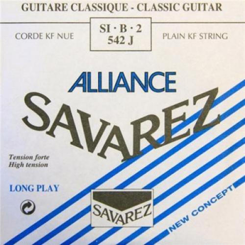 SAVAREZ 542J BLUE HIGH TENSION Alliance SI-B-2 žica za klasičnu gitaru