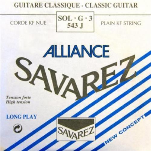 SAVAREZ 543J BLUE HIGH TENSION Alliance SOL-G-3 žica za klasičnu gitaru