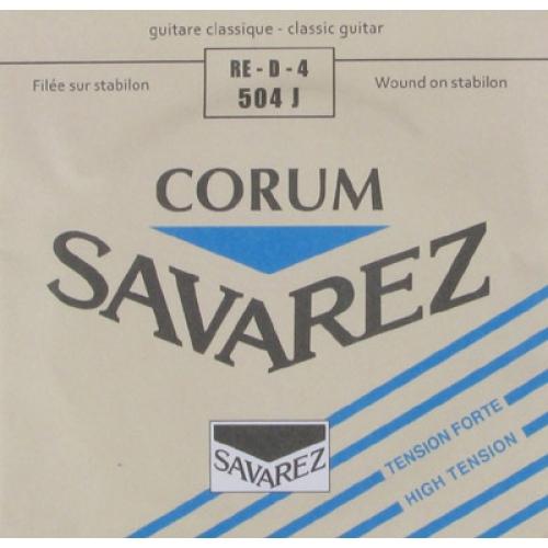 SAVAREZ 504J BLUE HIGH TENSION CORUM RE-D-4 žica za klasičnu gitaru