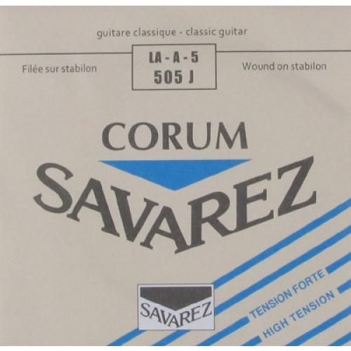 SAVAREZ 505J BLUE HIGH TENSION CORUM LA-A-5 žica za klasičnu gitaru