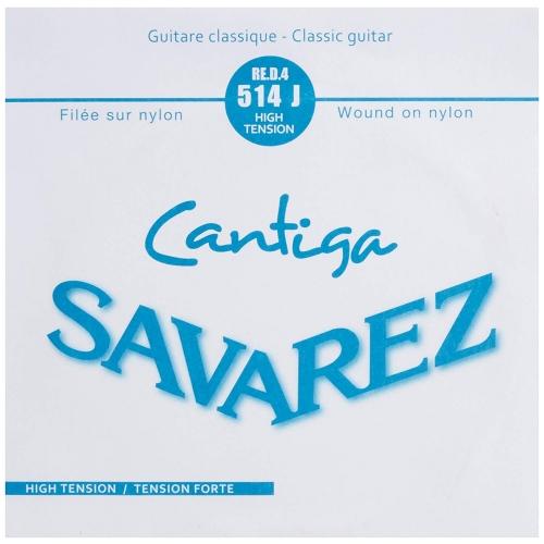 SAVAREZ 514J BLUE HIGH TENSION CANTIGA RE-D-4 žica za klasičnu gitaru
