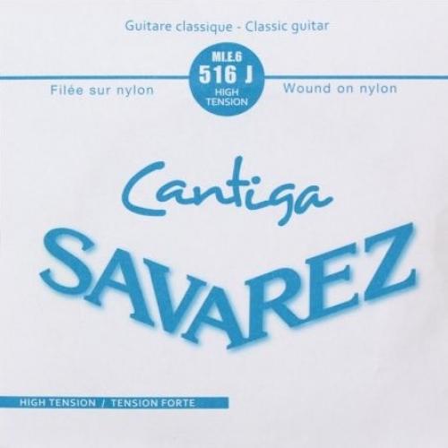 SAVAREZ 516J BLUE HIGH TENSION CANTIGA MI-E-6 žica za klasičnu gitaru