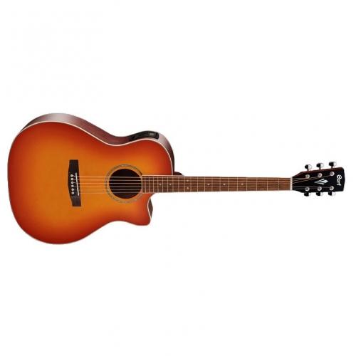 CORT akustična gitara GA-MEDX LVBS ozvučena