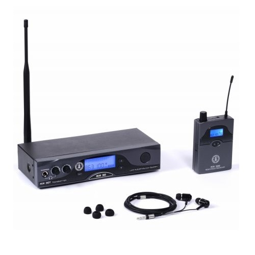 dB Technologies - ANT MiM30-IEM with FIRE ONE slušalicama - bežični monitoring
