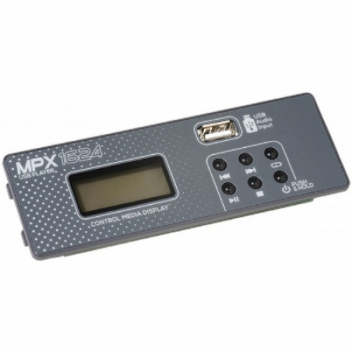 dB Technologies - ANT MPX 1624 - MP3 PLAYER SOUNDCARD modul