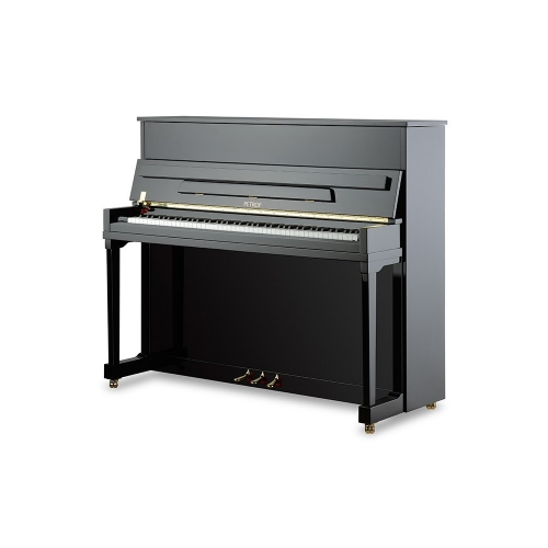 PETROF P122H1 pianino (0801 crni visoki sjaj)