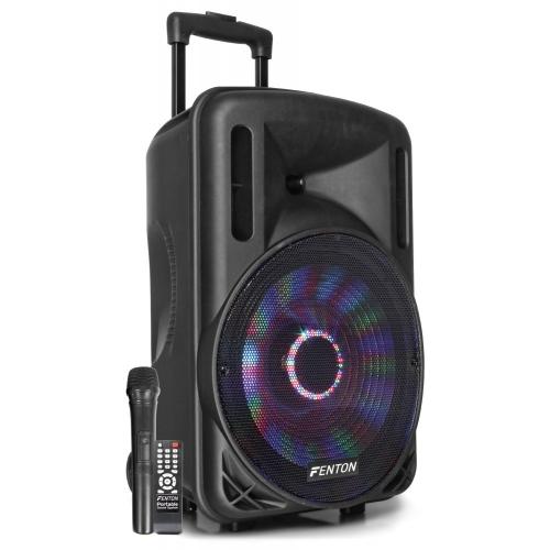 Fenton FT12LED 12″ 700W, sa UHF bežičnim mikrofonom