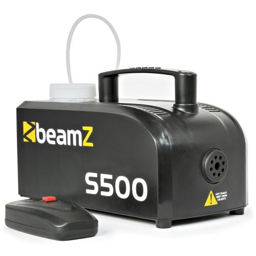 BeamZ S500P + FLUID 160.434 dim mašina