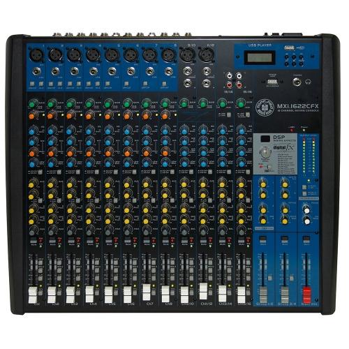 TOPP PRO MXi1622CFX audio mikseta