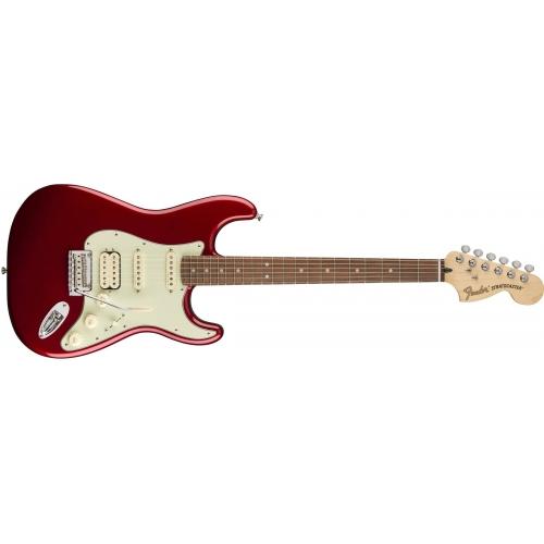 Fender El gitara 014-7203-309 DLX HSS Strat PF-CAR