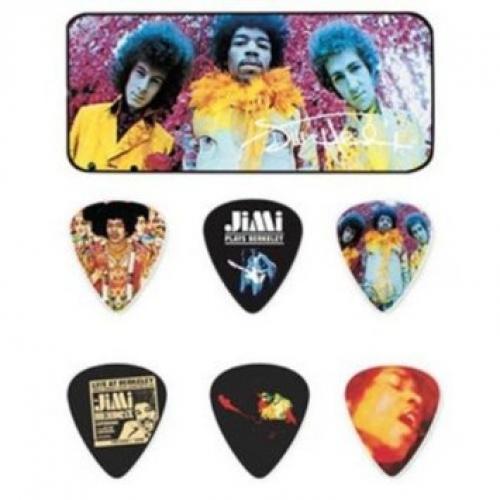 DUNLOP trzalice JH-PT01M EXPERIENCED Jimmi Hendrix set