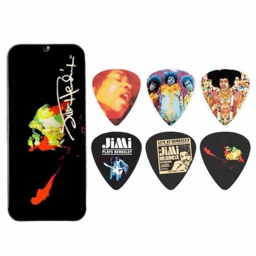 DUNLOP trzalice JH-PT04H BAND GYPSYS Jimmi Hendrix set