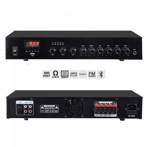 SAR KARMA PAA-110TMZB 100V 3-zonsko audio pojačalo