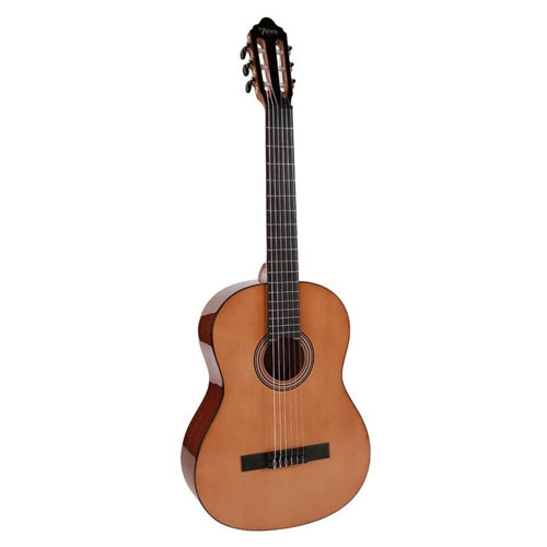 Valencia Klasična gitara VC264H DELUXE sa futrolom  hybrid slim neck antique natural satin