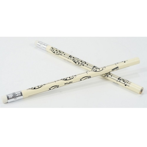 AGIFTY B 1116 Pencil noteline creme - olovka