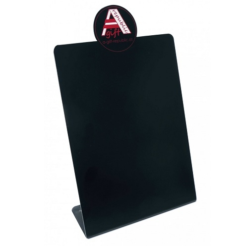 AGIFTY V 1007 countertop display for magnet metal A4 black - izložbeni stalak