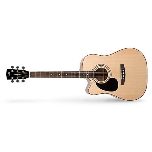 CORT akustična gitara AD880CE LH - NAT ozvučena za lijevoruke