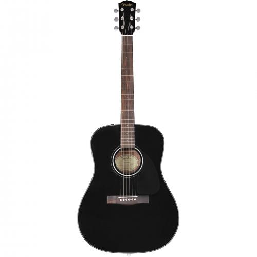 Fender CD-60 DREAD V3 BLK (097-0110-506)