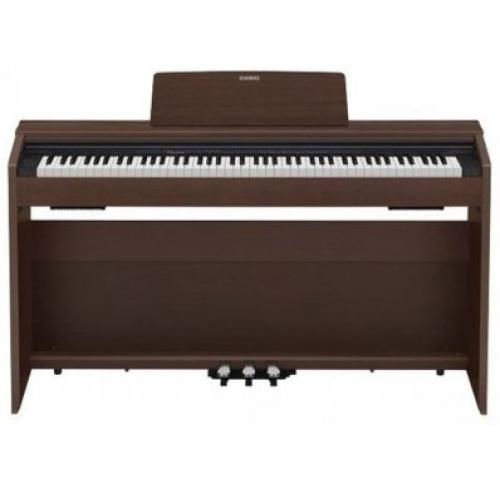 CASIO Privia PX870-BN (smeđa boja) digitalni pianino